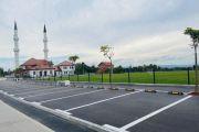 Završeno uređenje i asfaltiranje parkirališta i šetališta ispred Memorijalnog centra Kamičani u Kozarcu